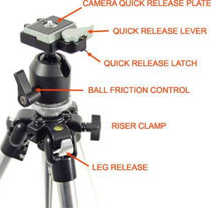 how to choose a camera tripod